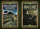 Image of Jane Eyre & Wuthering Heights: Slip-case Edition (Perfect partners)