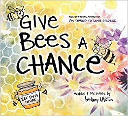 Image result for give bees a chance