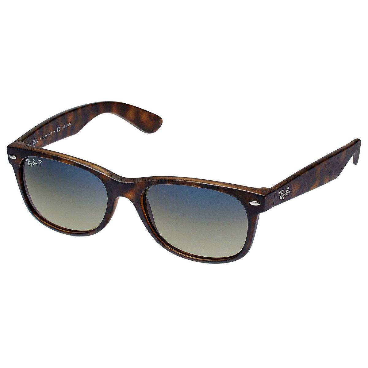 0eae0c2105 Amazon.com  Ray Ban Wayfarer RB2132 Polarized Sunglasses 894 76 ...