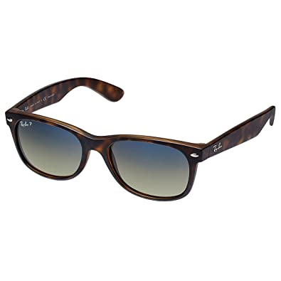 129a5294ff Image Unavailable. Image not available for. Color  Ray Ban Wayfarer RB2132  Polarized Sunglasses 894 76