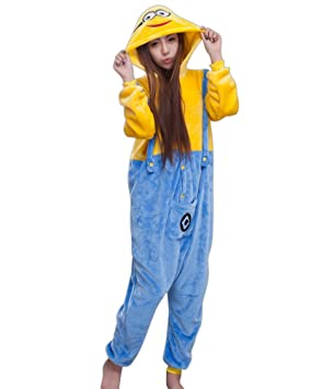 Super9Cos Pijama de Pokemon Pikachu, Kigurumi, para adultos ...