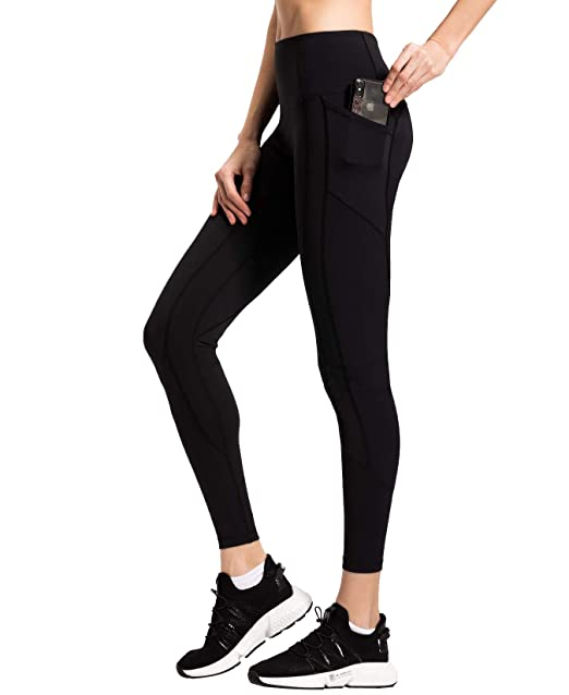 Clothing & Accessories QUEENIEKE Women Mesh Leggings Gym Yoga Tights Mid Waist Running Pants
