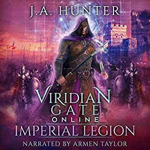 Viridian Gate Online: Imperial Legion Audiobook