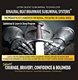 Courage, Bravery, Confidence & Boldness: Combination of Subliminal & Learning While Sleeping Program (Positive Affirmations, Isochronic Tones & Binaural Beats)