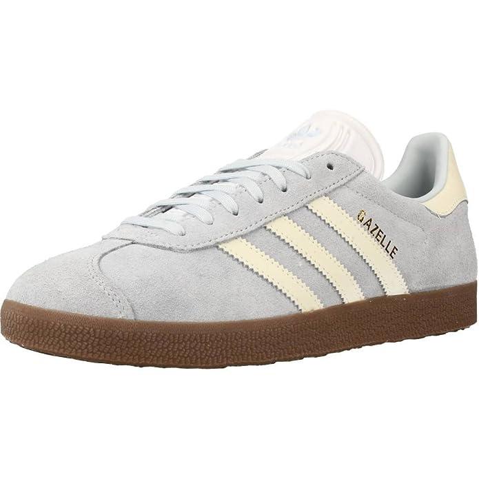 adidas Damen Gazelle Fitnessschuhe Sneaker Grau