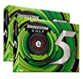 24) Bridgestone e5 High Flight Longer Distance Golf Balls, 2 Dozen | ECWX6D-E5