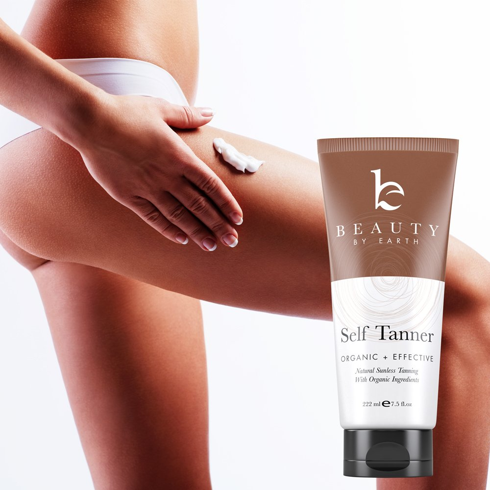 Just Natural Skin Care Self Tanner