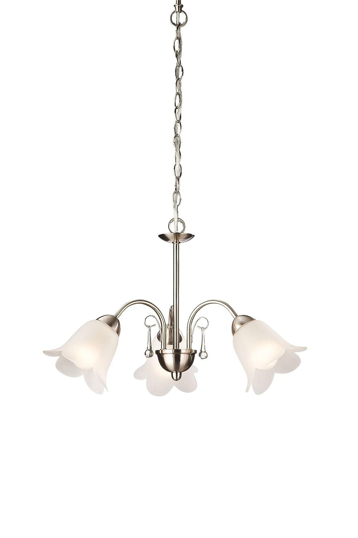Massive 36996/17/10 Kanto - Lámpara de techo (3 bombillas de ...