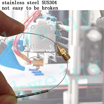 Mipcase Once taladros de 0,4 mm con toberas de precisión y ...