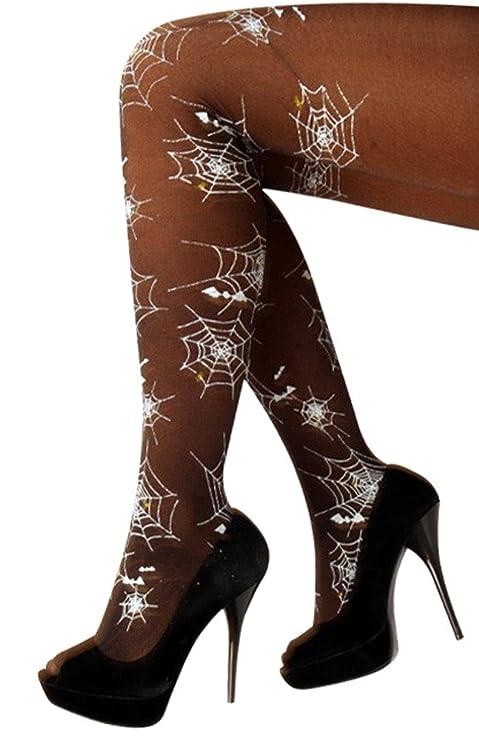 krautwear PartyXplosion Collants pour Femme avec Inscription en Allemand  Spinnennet  Amazon.fr  Jeux et Jouets 018eeae3e9d