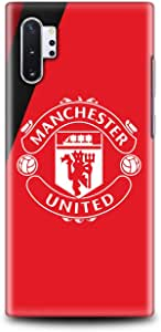 For Samsung Galaxy Note 10 Plus Case - Team - Manchester Logo D2 - Manchester United F.C.