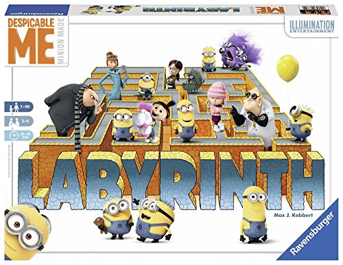Used, Ravensburger - Despicable Me Labyrinth for sale  Delivered anywhere in USA