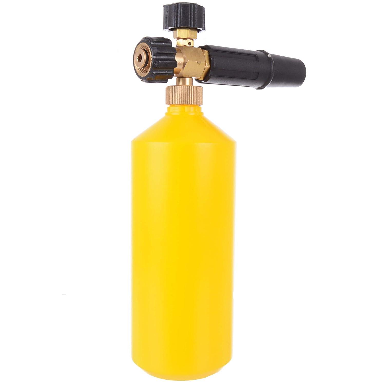 Lance à mousse YELLOW pour nettoyeur haute pression Karcher M22 Techkar