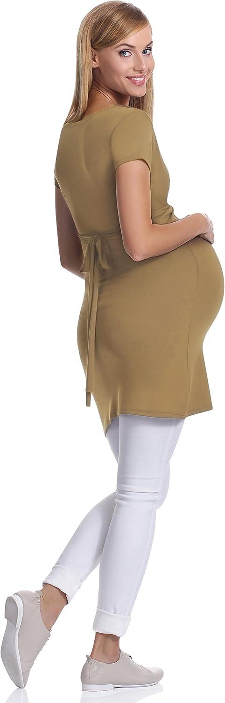 Be Mammy Womens Maternity Tunic 243