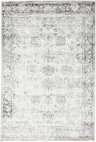Unique Loom 3134028 Sofia Collection Traditional Vintage Beige Area Rug, 4