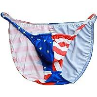 014e760137 MUSCLE ALIVE Men s Briefs 1 OR 2 Pack Soft Bulge Bikini Sexy Underwear