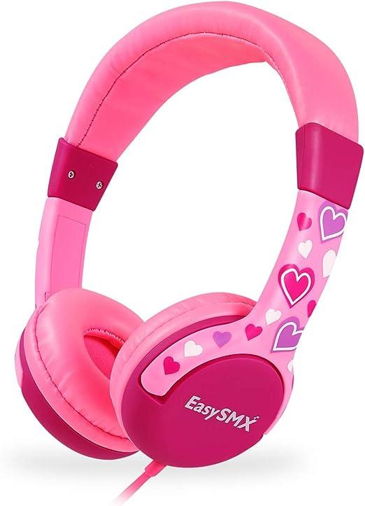 Easysmx Kinderkopfhörer Hifi Kopfhörer Elektronik