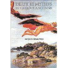 Dieux et mythes de la Grèce an