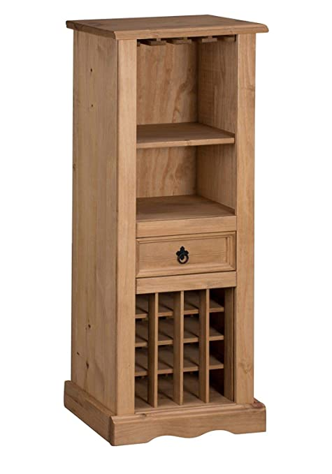 Generic Me Bar Drinks Cabin Ome Bar Wine Rack Wooden Amazon Co Uk