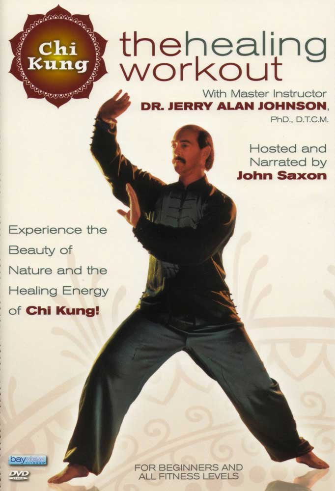 Amazon.com: Chi Kung: The Healing Workout with Dr. Jerry Alan ...