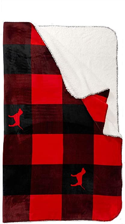 New Victoria/'s Secret PINK Sherpa Blanket