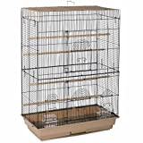 Prevue Pet Products SP42614-4 Flight Cage, Brown/Black Larger Image