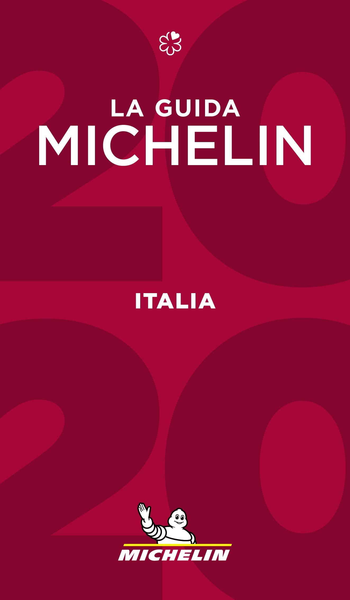 Michelin Italia 2020  Alberghi And Ristoranti  MICHELIN Hotelführer