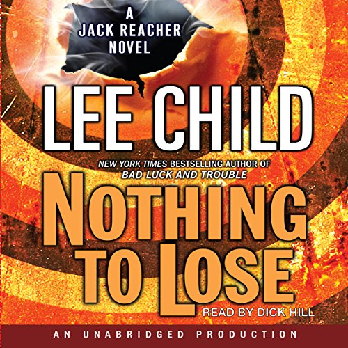 Top 5 best jack reacher audible nothing to lose: Which is the best one in 2020?