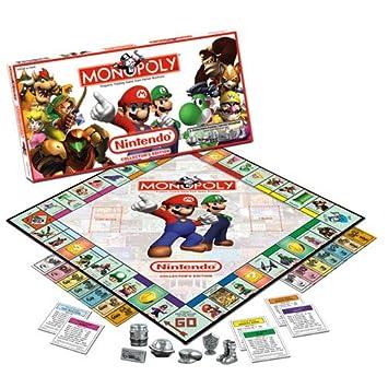 Overseas edition Monopoly Nintendo Collectors Edition MONOPOLY Nintendo Collectors Edition (japan ...