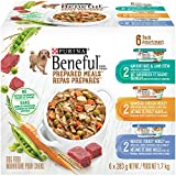 Beneful® Prepared Meals™ Variety Pack Dog Food (6 Cans)