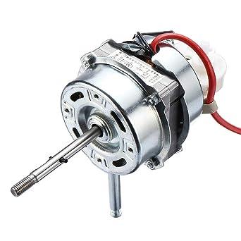 MJJEsports 60W 1250Rpm Aire Acondicionado Condensador Ventilador ...