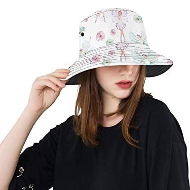 Sombrero de Pescado para Hombre Bailarina Linda Bailando Verano ...