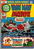 Marvel Super-Heroes! No. 29 Featuring Iron Man Daredevil