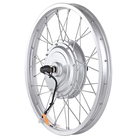 Amazon Com Aw 16 5 Electric Bicycle Front Wheel Frame Kit For 20