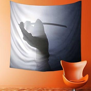Amazon.com: AmaPark Wall Hanging Tapestries A Real Ninja ...