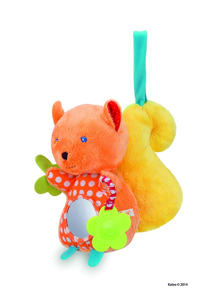 Kaloo Colors Activity Toys My Activity Squirrel