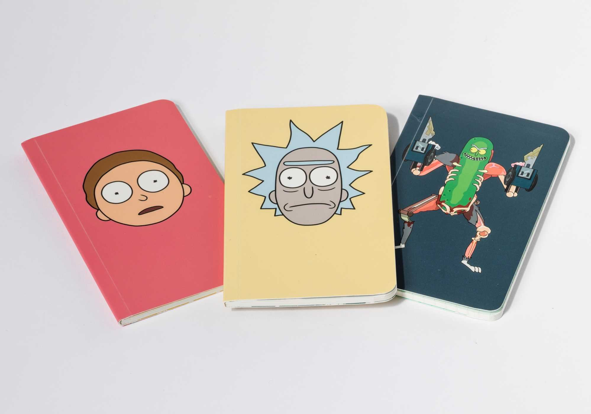 Notebook Collection (Set of 3)