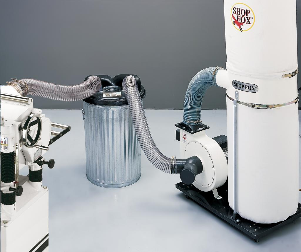 Woodstock W1049 Large Dust Collection Separator Dust