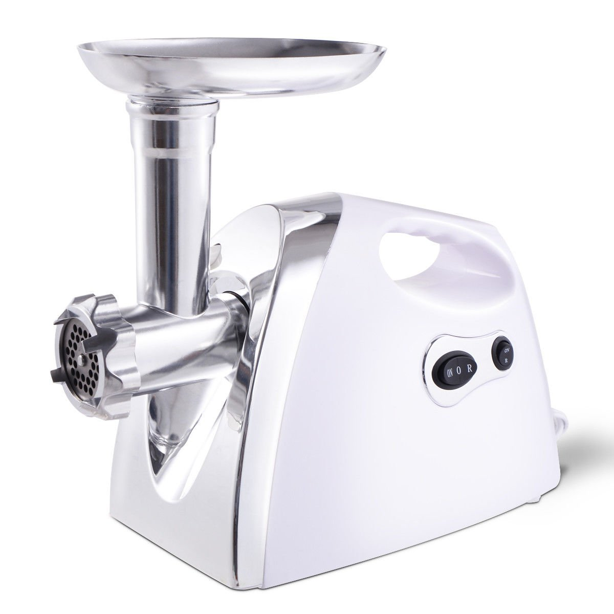 Giantex 2800W Electric Meat Grinder Sausage Stuffer Maker Stainless Cutter Home KC41254