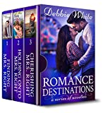 Bargain eBook - Romance Destinations  A Series of Novellas