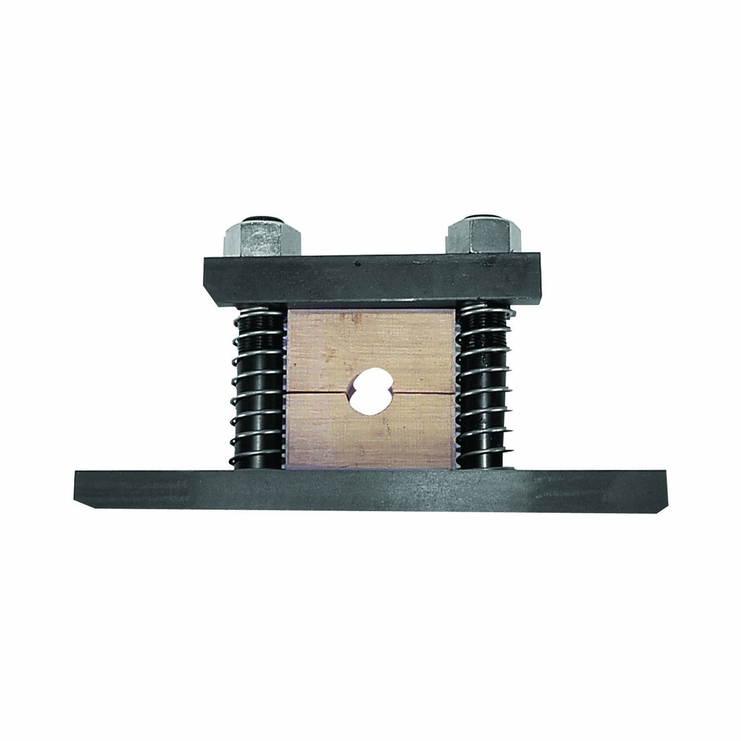 Wheeler 465185 Barrel Vise with 3 Oak Bushings