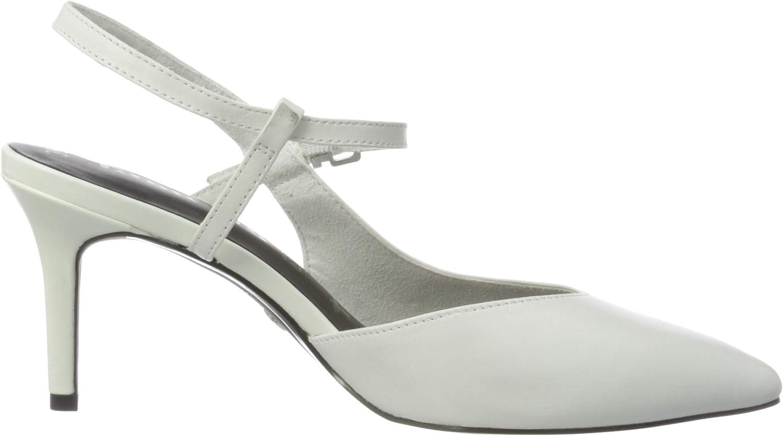 Tamaris 29621-34, Sandale Femme White