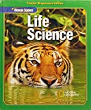 img - for Life Science: Teachers' Wraparound Edition by Lucy Daniel (2005-02-28) book / textbook / text book