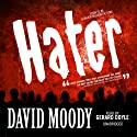 Hater Audiobook by David Moody Narrated by Gerard Doyle