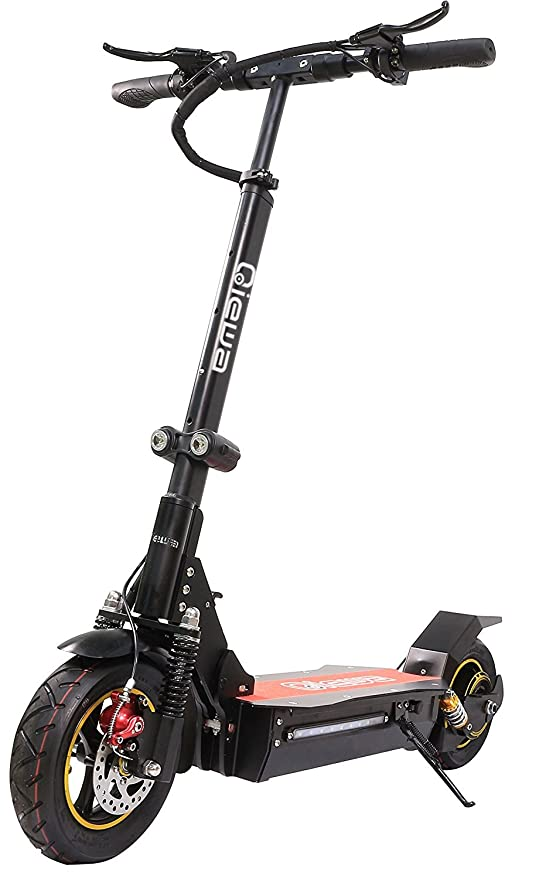 Amazon.com : QIEWA Q1Hummer 800Watts 37MPH Electric Scooter ...