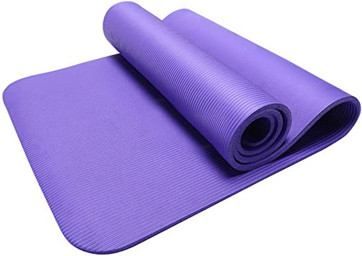 EVA Foam Exercise Yoga Pad Mat Non Slip Pilates Physio Fitness Gym Cushion New
