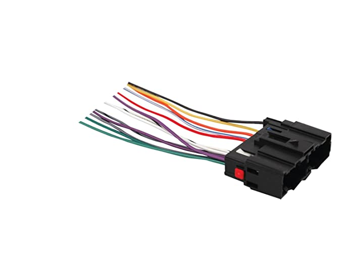 Miraculous Amazon Com Metra 70 7302 Radio Wiring Harness For Hyundai 07 Up Wiring 101 Capemaxxcnl