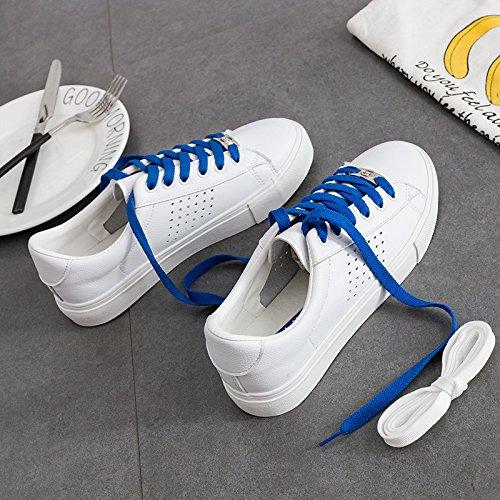 Zapatos Zapatos Moda Casuales Red 40 Zapatos Casuales Casual 35 Rojo NGRDX Mujer amp;G De De Azul Deportivos xw4Xnz8qY