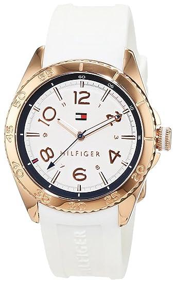 Tommy Hilfiger Mujer-Reloj de Deporte analógico Everyday 1781636: Tommy Hilfiger: Amazon.es: Relojes