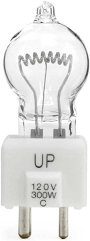10 Qty Ushio JCD100v-300wc Ushio Lamp Bulb 1000886